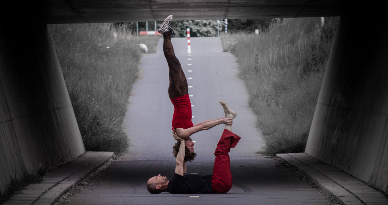 Shoulderstand by Bendie-Yoga.com