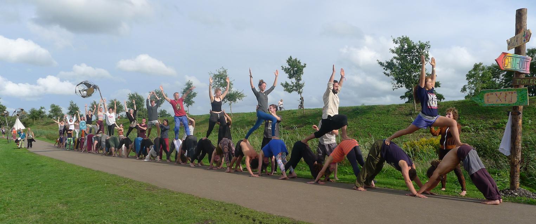 Agenda, down dog pyramid by Bendie Yoga Leeuwarden
