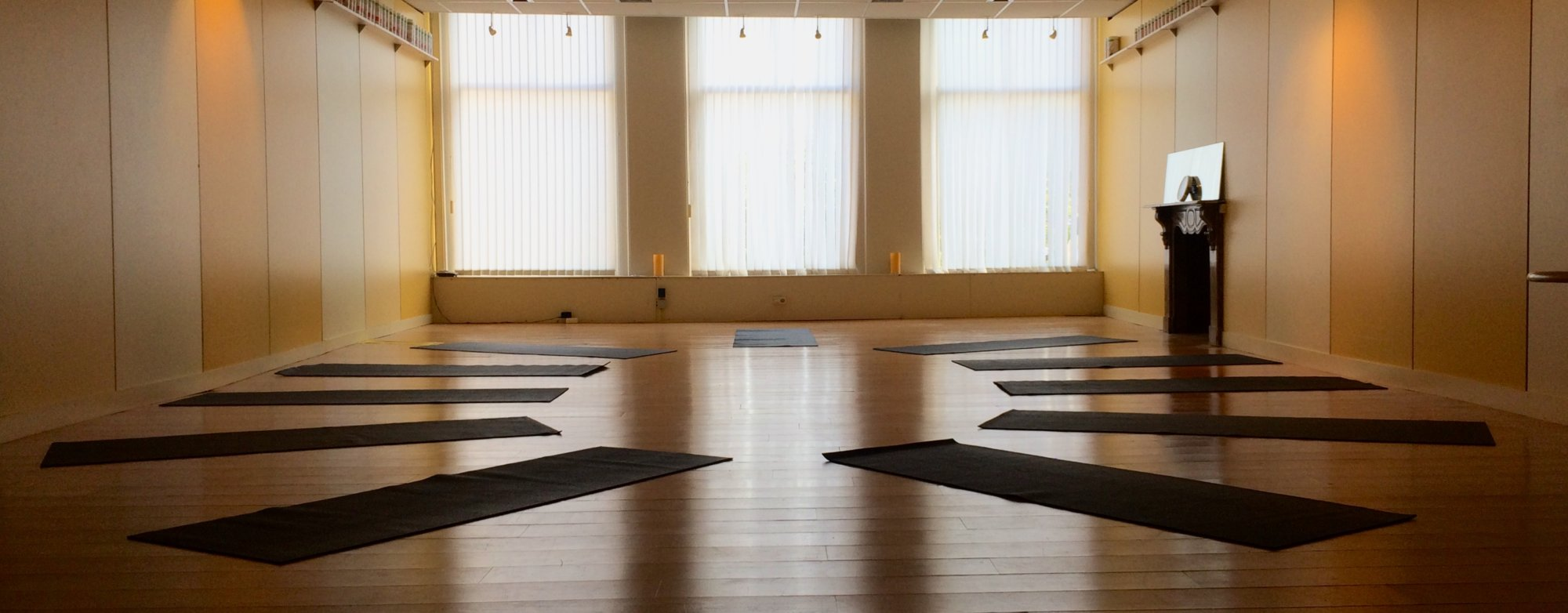Lesrooster Bendie Yoga Leeuwarden