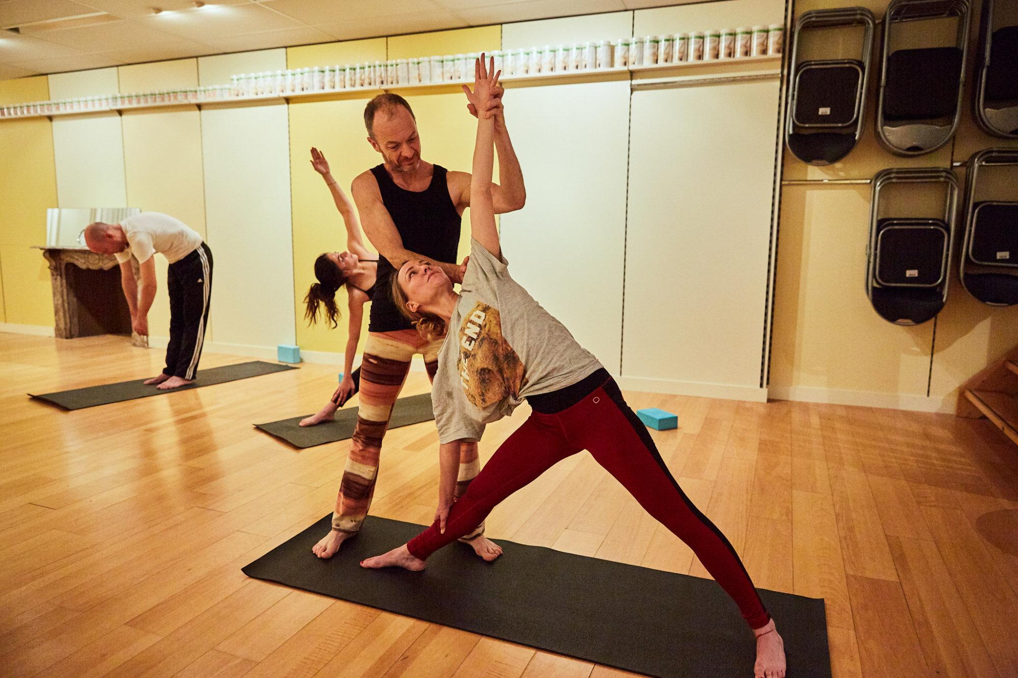 @ home Bendie-yoga.com