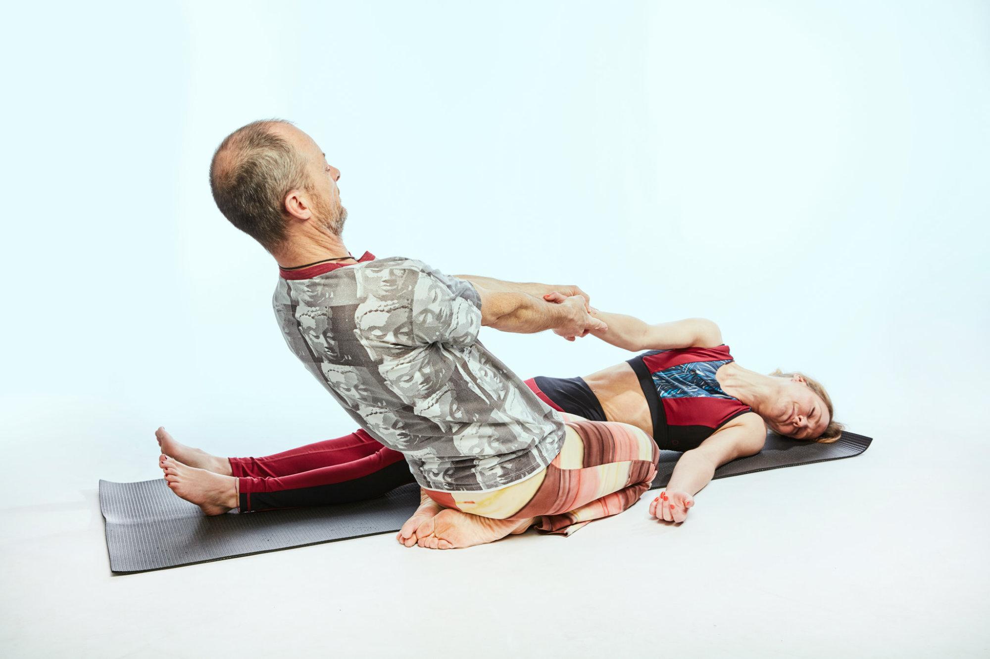 Thai Massage by Bendie Yoga