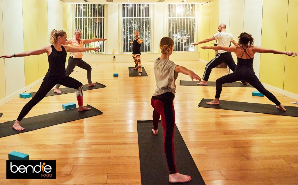 Bendie's Yoga Mix